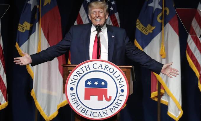 It's Donald Trump's Party