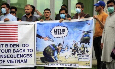 Biden's Dithering Doomed Afghanis