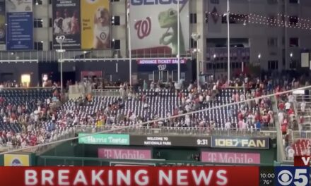 DC Crime: One fan, others injured in shooting just outside MLB game