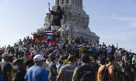 Cuban Uprising — Can Biden Do What's Right?