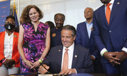 Cuomo declares gun violence emergency; NY to lead nation 'just like we did with Covid'