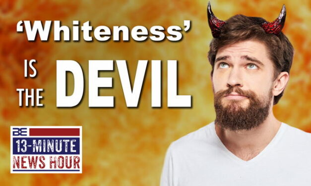 'Whiteness' is the Devil says Critical Race Theory Children's Book