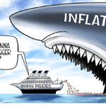 Federal spending binge obviously linked to inflation