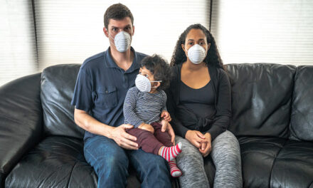 American Academy of Pediatrics: Ages 2 and older should wear masks when returning to school