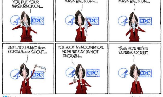 The CDC Hokey Pokey