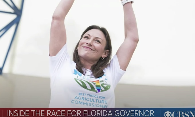 Ag. Commissioner Nikki Fried suspends concealed weapons licenses for 22 Floridians charged, not convicted,  in capitol riot