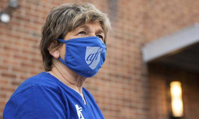 AFT President Randi Weingarten Backs COVID-19 Vaccine Mandates for Teachers