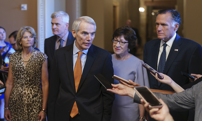 Senate unity adds more to national debt