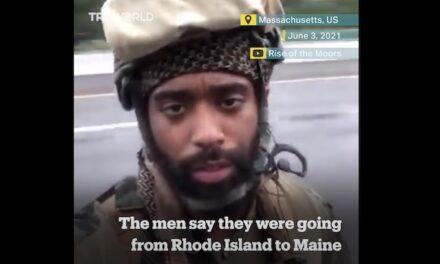 Rise of the Moors militia arrested on I-95