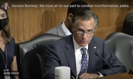 Following the science? Mitt Romney demands covid booster shots