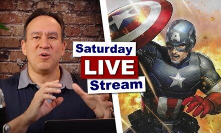 WOKE Captain America Calls Out American Dream