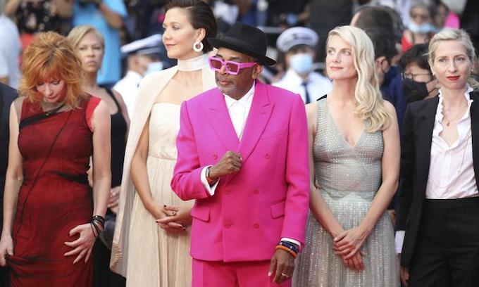 Spike Lee: Black people still 'being hunted down like animals'