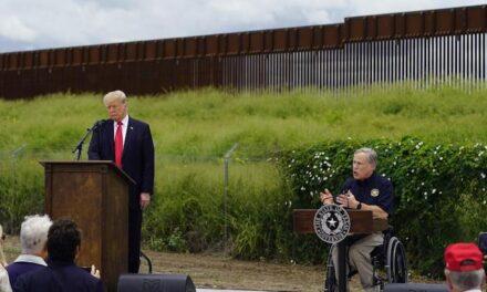 Trump: Biden Border Crisis 'Just Gross Incompetence'
