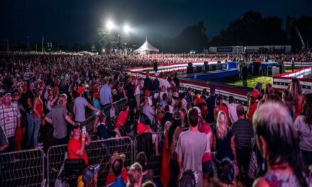 Save America: Donald Trump attracts thousands of supporters to Sarasota rally; asks who shot Ashli Babbitt