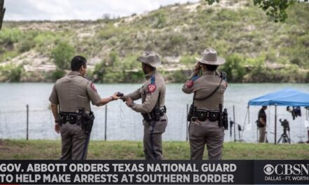 Abbott orders Texas National Guard to assist DPS with arrests at the border