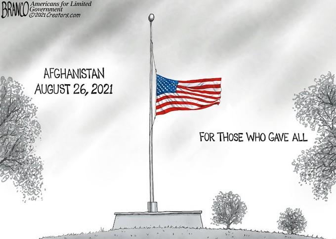 Sacrificed in Kabul