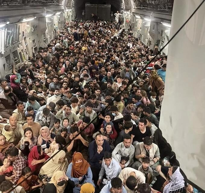 Resettling Afghan Refugees: The Path Forward.