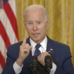 'Moderate' Joe Biden Has Become a Socialist Tyrant