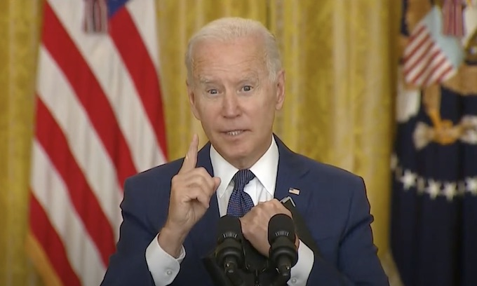 Why Isn't Biden to Blame for COVID-19 Deaths?