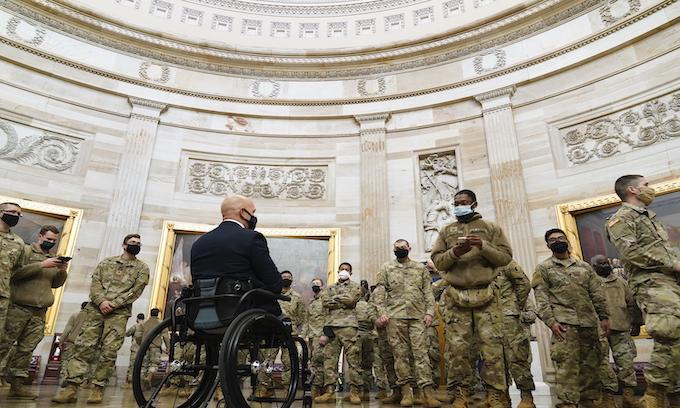 Veterans: Biden's Afghanistan catastrophe proves he does not deserve title of 'commander in chief'