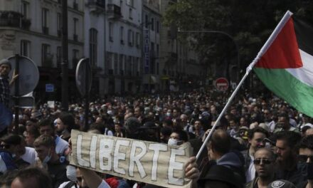 Protests against covid passports, masks, vaccinations swell in France