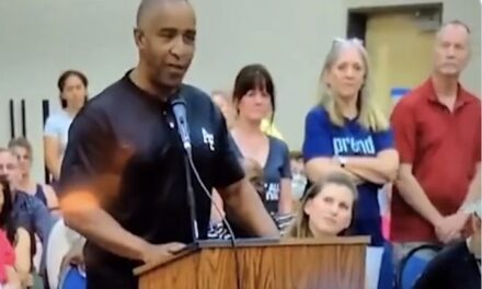 Black father tells board CRT keeps racism on 'life support', moments later they vote to ban it