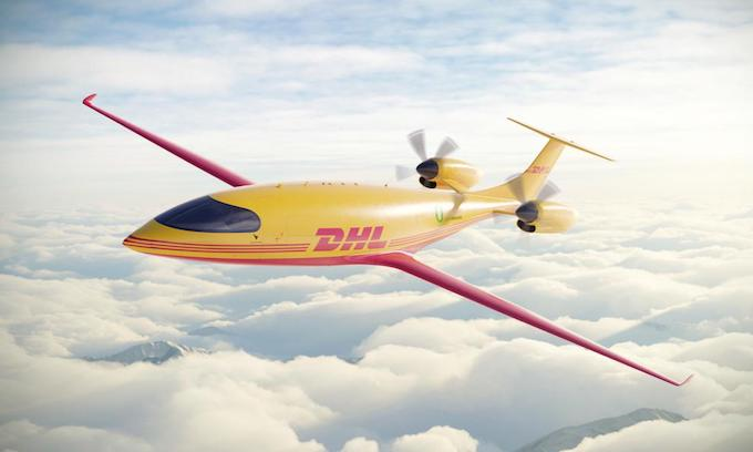 DHL Express buys electric planes to deliver packages across U.S.