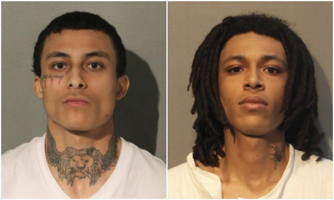 Brothers charged in slaying of Chicago police Officer