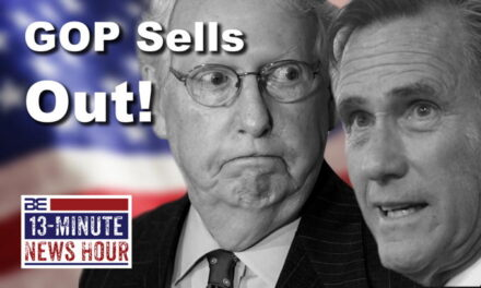 GOP SELLS OUT! Romney, Others Vote to Advance Infrastructure Bill