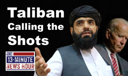 Taliban Threatens Biden; Joe Says 'A Lot Could Still Go Wrong'