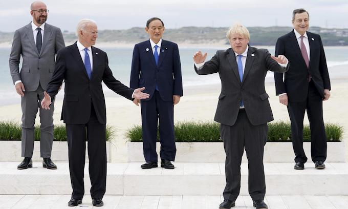 G-7 Meets Today To Grapple With Afghanistan, An Afterthought Not Long Ago
