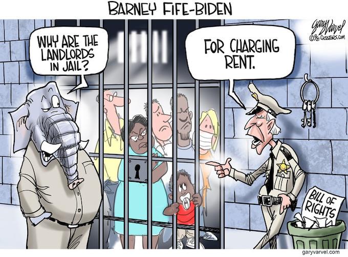 Life in Biden's America