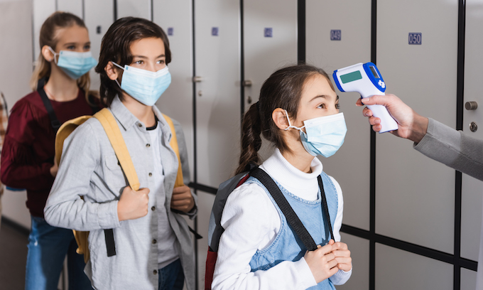 The Evidence Supporting Mask Mandates in Schools Is Weaker Than Biden Pretends