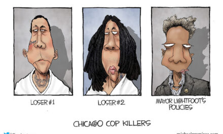 Who killed Chicago's policewoman?