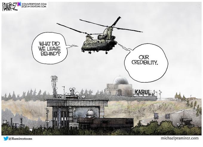 Biden Kept His Promises To Taliban Instead Of Americans
