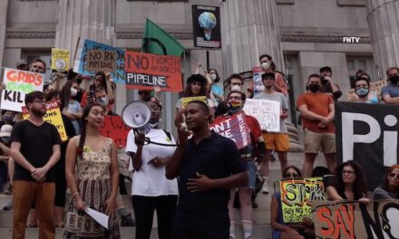 Brooklyn residents call on feds to block National Grid's 'racially discriminatory' gas pipeline