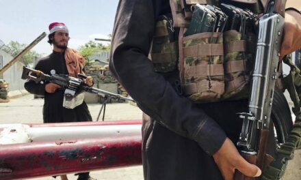 Taliban Seize Billions in U.S. Weapons