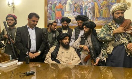 They Blew it: Biden team admits they are 'stunned' by speed of Taliban takeover
