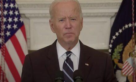 Crackdown!  Biden in full tyrannical mode