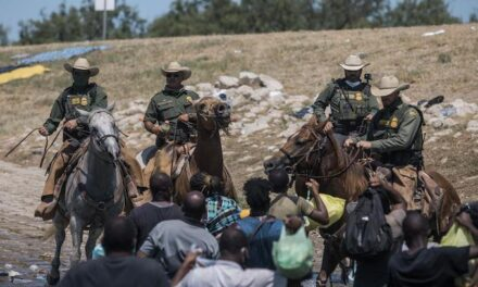 Here's what horrified Mayorkas when he went to the border to see 15K Haitians