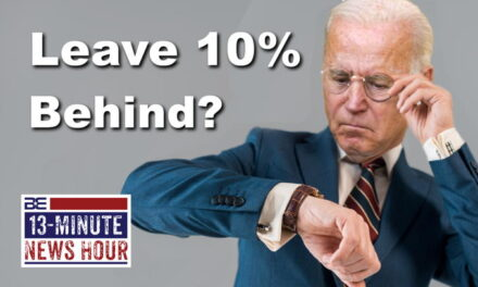 Biden Keeps Promise to Taliban While Leaving Americans Behind