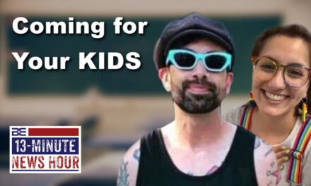 Leftwing Teachers Coming for Your Kids!
