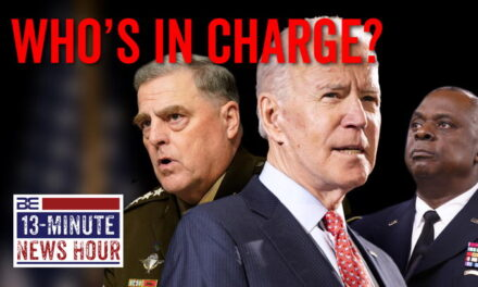 Who's In Charge? Biden Says One Thing; Milley, Austin Say Another
