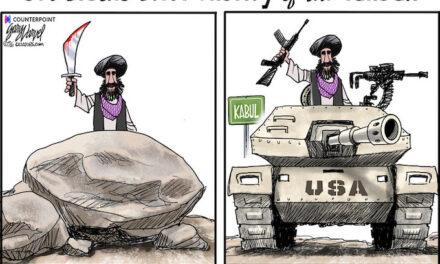 Thanks, Joe! – The Taliban