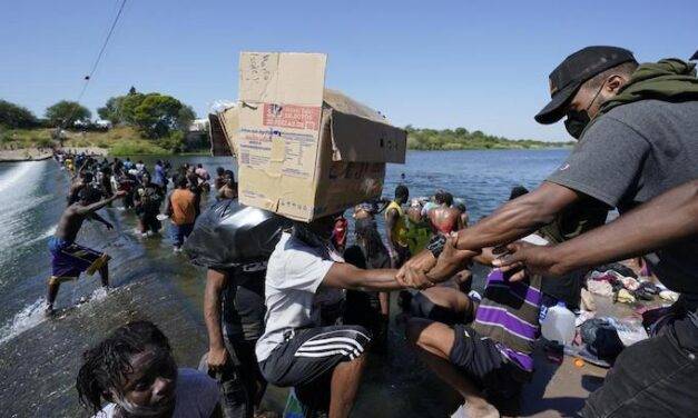 Biden admin begins deporting 15,000 Haitians from Del Rio, TX