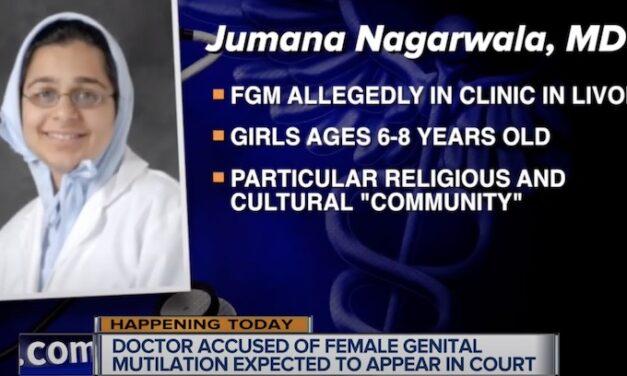 Feds: Doctor in female genital mutilation case part of secret network who cut girls