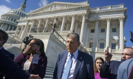 Joe Manchin on 'fiscal insanity': 'I cannot — and will not — support trillions in spending'