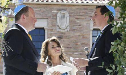 Gov. Polis 'marries' in Colorado