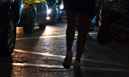 California lawmakers vote to decriminalize loitering for the purpose of prostitution