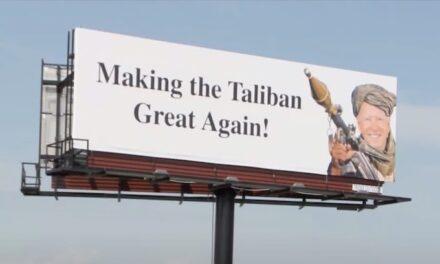 Biden billboards born of frustration